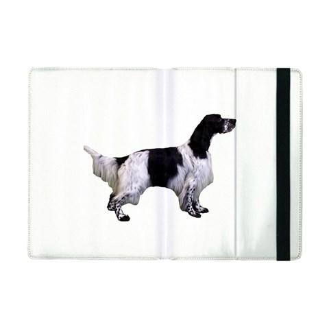 English Setter Full Apple iPad Mini Flip Case