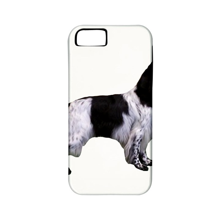 English Setter Full Apple iPhone 5 Classic Hardshell Case (PC+Silicone)