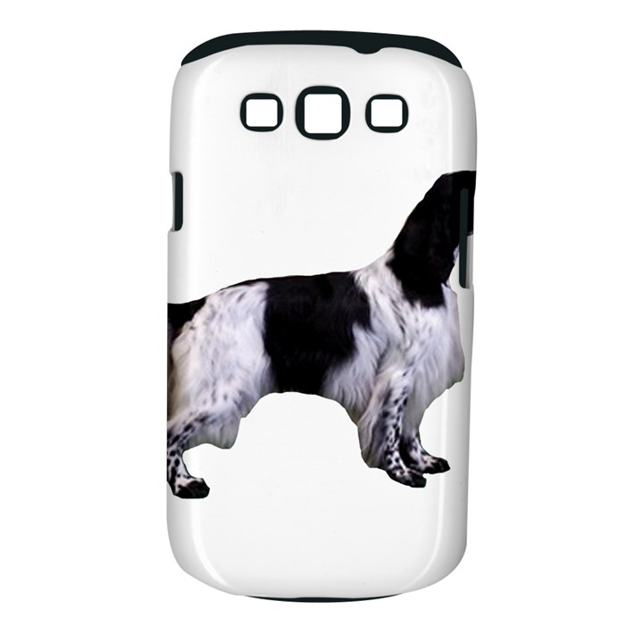 English Setter Full Samsung Galaxy S III Classic Hardshell Case (PC+Silicone)