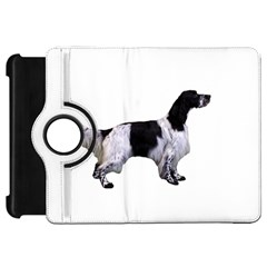 English Setter Full Kindle Fire HD Flip 360 Case