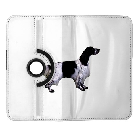 English Setter Full Samsung Galaxy Note II Flip 360 Case