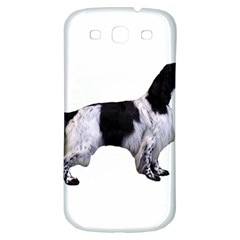 English Setter Full Samsung Galaxy S3 S III Classic Hardshell Back Case
