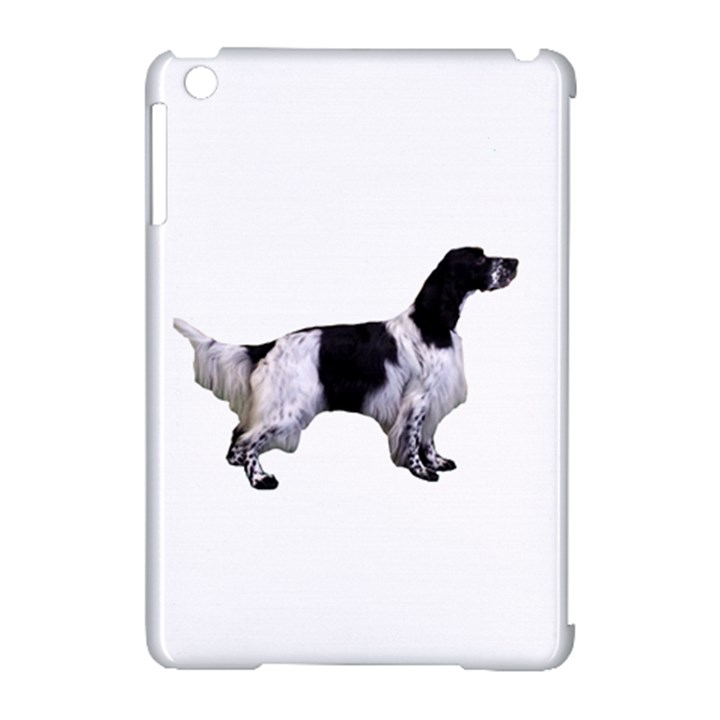 English Setter Full Apple iPad Mini Hardshell Case (Compatible with Smart Cover)