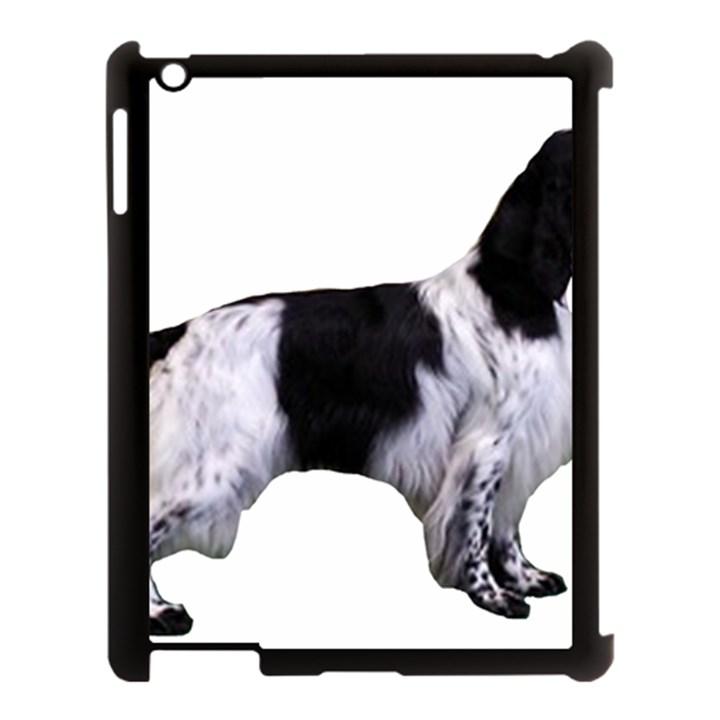 English Setter Full Apple iPad 3/4 Case (Black)