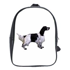 English Setter Full School Bags (XL)