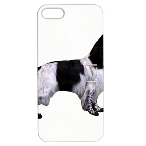 English Setter Full Apple iPhone 5 Hardshell Case with Stand
