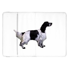 English Setter Full Samsung Galaxy Tab 8.9  P7300 Flip Case
