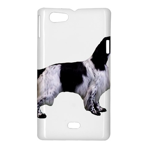English Setter Full Sony Xperia Miro