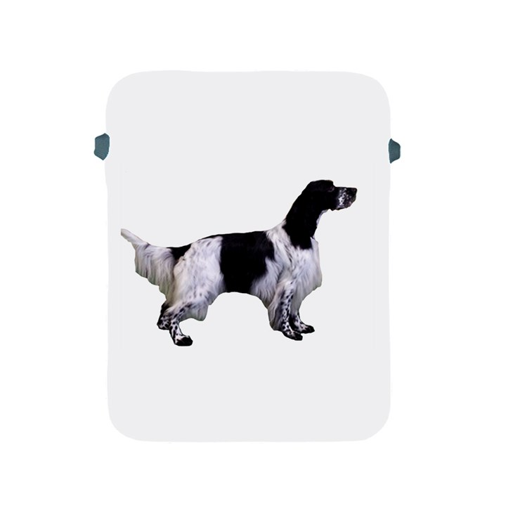 English Setter Full Apple iPad 2/3/4 Protective Soft Cases