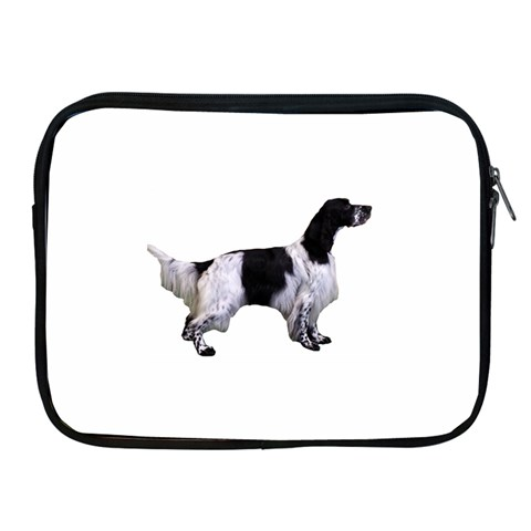English Setter Full Apple iPad 2/3/4 Zipper Cases