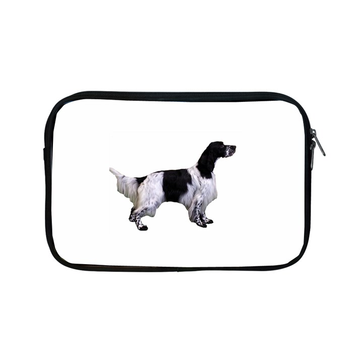 English Setter Full Apple iPad Mini Zipper Cases