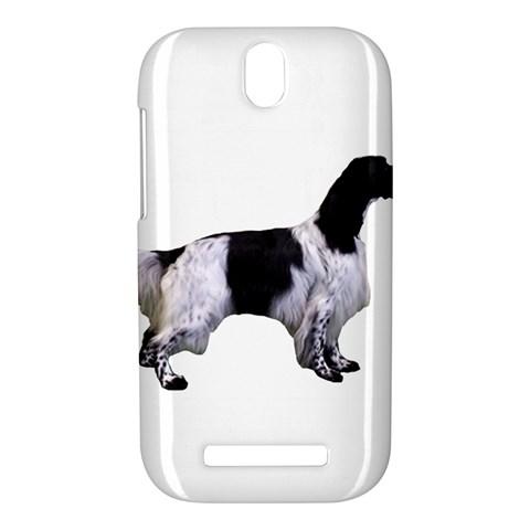 English Setter Full HTC One SV Hardshell Case