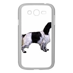 English Setter Full Samsung Galaxy Grand DUOS I9082 Case (White)