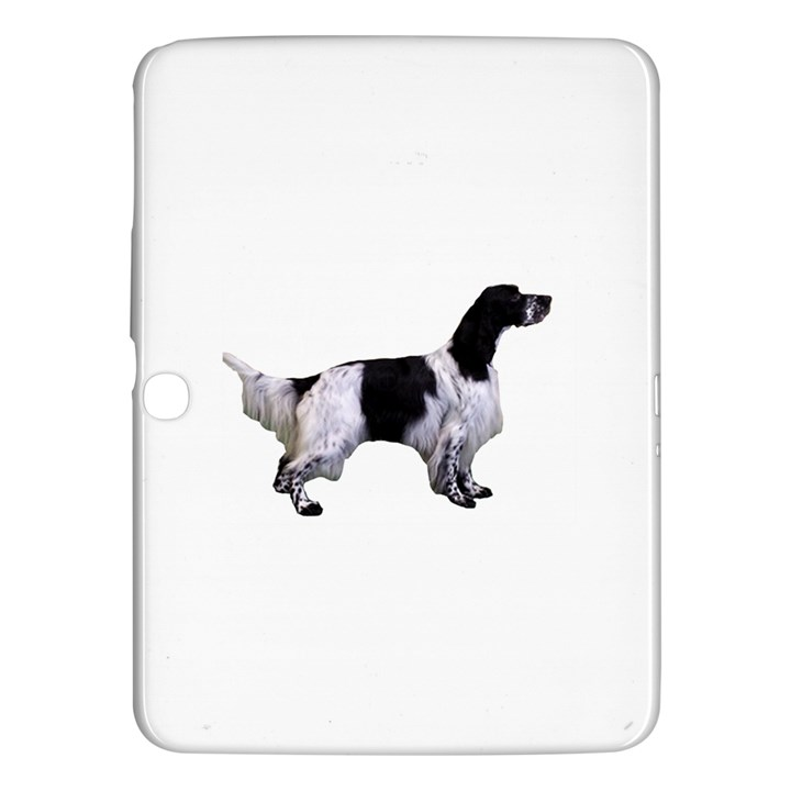 English Setter Full Samsung Galaxy Tab 3 (10.1 ) P5200 Hardshell Case
