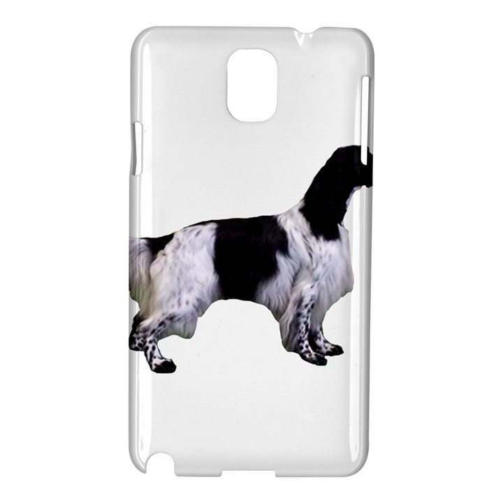 English Setter Full Samsung Galaxy Note 3 N9005 Hardshell Case