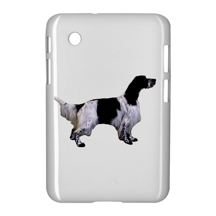English Setter Full Samsung Galaxy Tab 2 (7 ) P3100 Hardshell Case