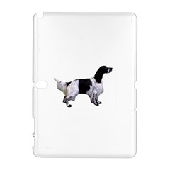 English Setter Full Samsung Galaxy Note 10.1 (P600) Hardshell Case