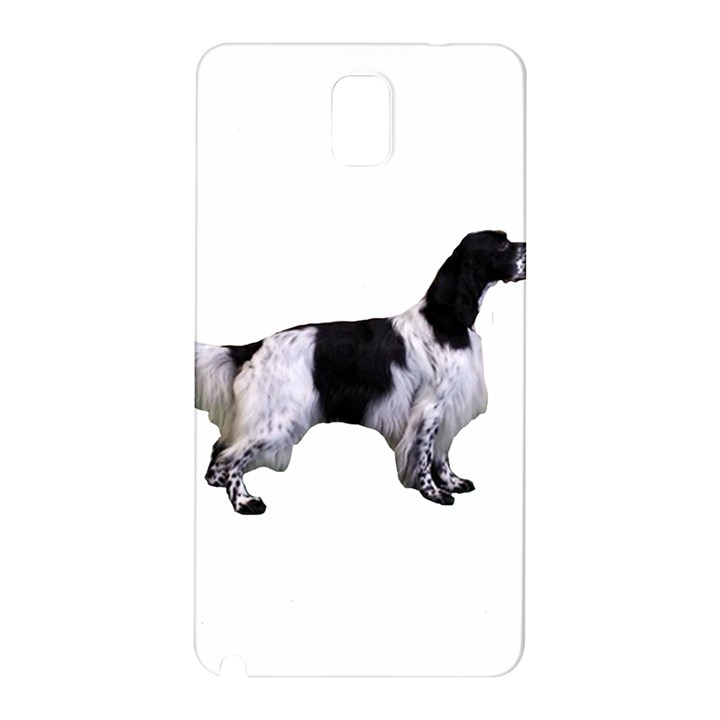 English Setter Full Samsung Galaxy Note 3 N9005 Hardshell Back Case