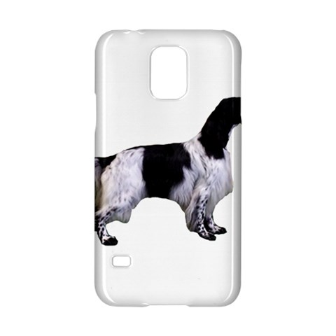 English Setter Full Samsung Galaxy S5 Hardshell Case