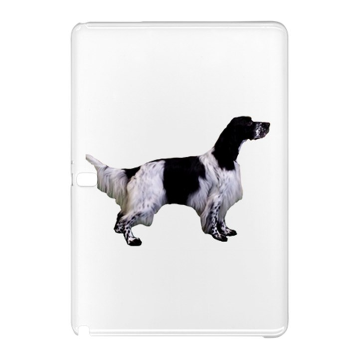 English Setter Full Samsung Galaxy Tab Pro 10.1 Hardshell Case