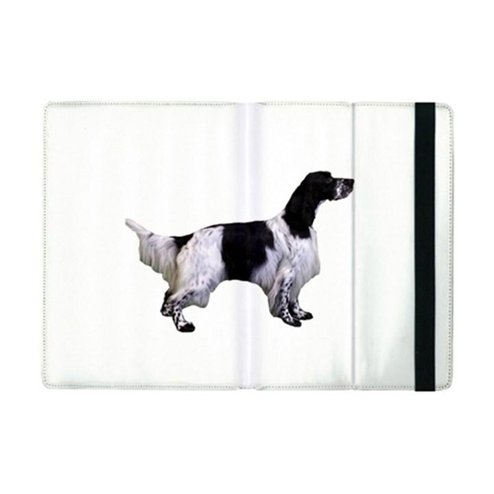 English Setter Full iPad Mini 2 Flip Cases