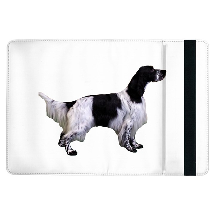 English Setter Full iPad Air Flip