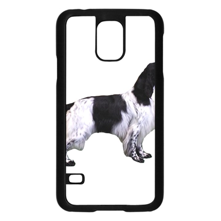 English Setter Full Samsung Galaxy S5 Case (Black)