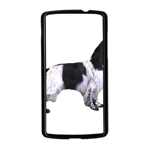 English Setter Full Nexus 5 Case (Black)