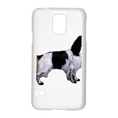 English Setter Full Samsung Galaxy S5 Case (White)