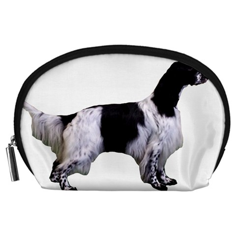 English Setter Full Accessory Pouches (Large)