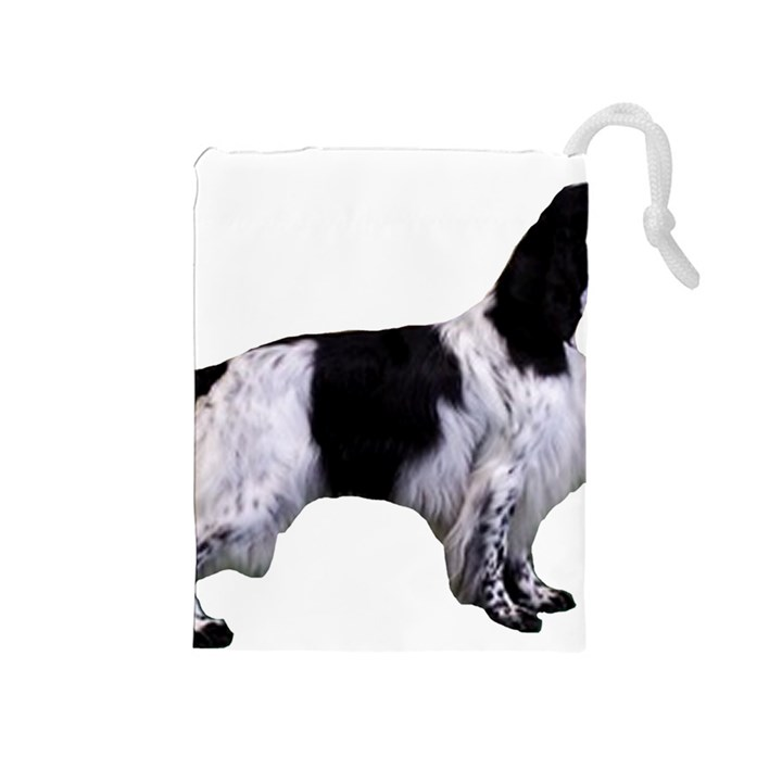 English Setter Full Drawstring Pouches (Medium)