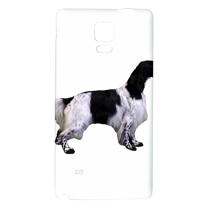 English Setter Full Galaxy Note 4 Back Case