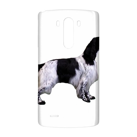 English Setter Full LG G3 Back Case