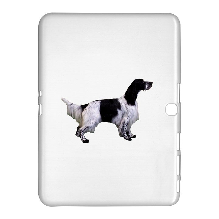 English Setter Full Samsung Galaxy Tab 4 (10.1 ) Hardshell Case