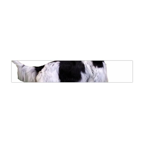 English Setter Full Flano Scarf (Mini)