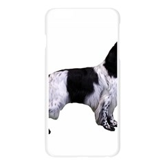 English Setter Full Apple Seamless iPhone 6 Plus/6S Plus Case (Transparent)