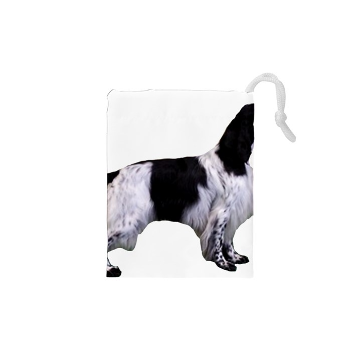 English Setter Full Drawstring Pouches (XS)