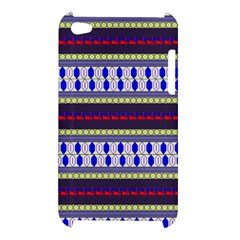 Colorful Retro Geometric Pattern Apple iPod Touch 4