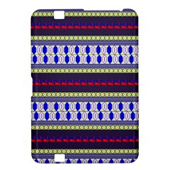 Colorful Retro Geometric Pattern Kindle Fire Hd 8 9