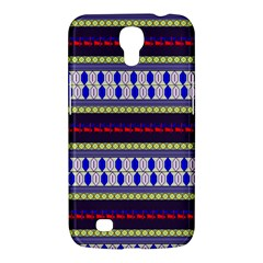 Colorful Retro Geometric Pattern Samsung Galaxy Mega 6 3  I9200 Hardshell Case