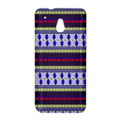Colorful Retro Geometric Pattern HTC One Mini (601e) M4 Hardshell Case