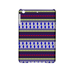 Colorful Retro Geometric Pattern iPad Mini 2 Hardshell Cases