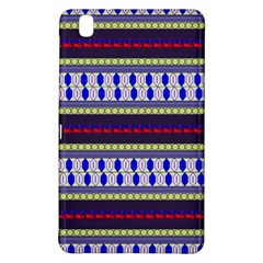Colorful Retro Geometric Pattern Samsung Galaxy Tab Pro 8 4 Hardshell Case