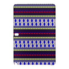 Colorful Retro Geometric Pattern Samsung Galaxy Tab Pro 12 2 Hardshell Case