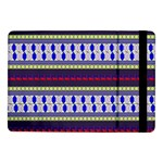 Colorful Retro Geometric Pattern Samsung Galaxy Tab Pro 10.1  Flip Case Front