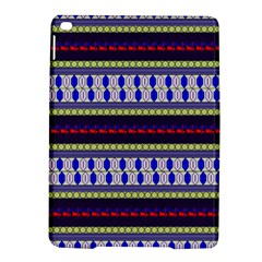 Colorful Retro Geometric Pattern iPad Air 2 Hardshell Cases