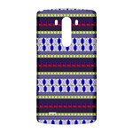 Colorful Retro Geometric Pattern LG G3 Back Case Front