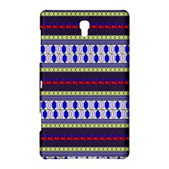 Colorful Retro Geometric Pattern Samsung Galaxy Tab S (8 4 ) Hardshell Case