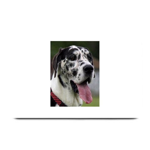 Great Dane harlequin  Plate Mats