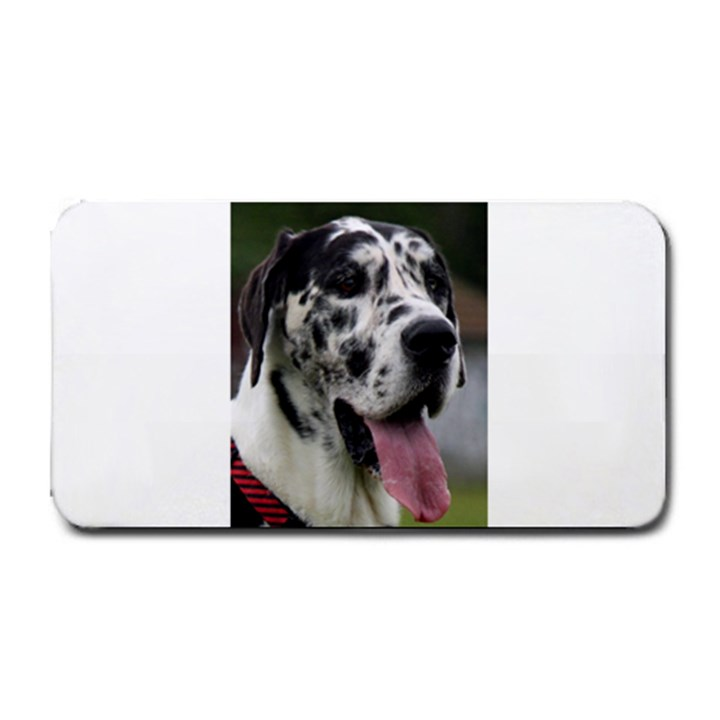 Great Dane harlequin  Medium Bar Mats